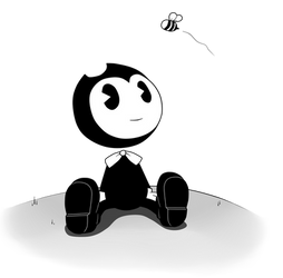 ~Bendy and Bee~ by Gamerboy123456