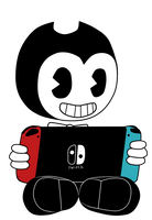 Bendy! Now on Switch! by Gamerboy123456