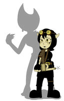 BATDR - Protagonist Alice Angel Concept