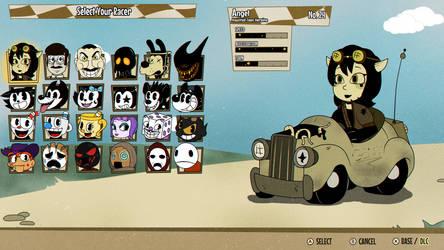 Bendy Kart - DLC Characters