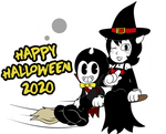 Bendy and Alice - Halloween 2020