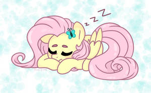 Sleepy pone by Pink-Pone