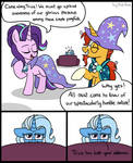 The Great and Boastful Trixie(s)