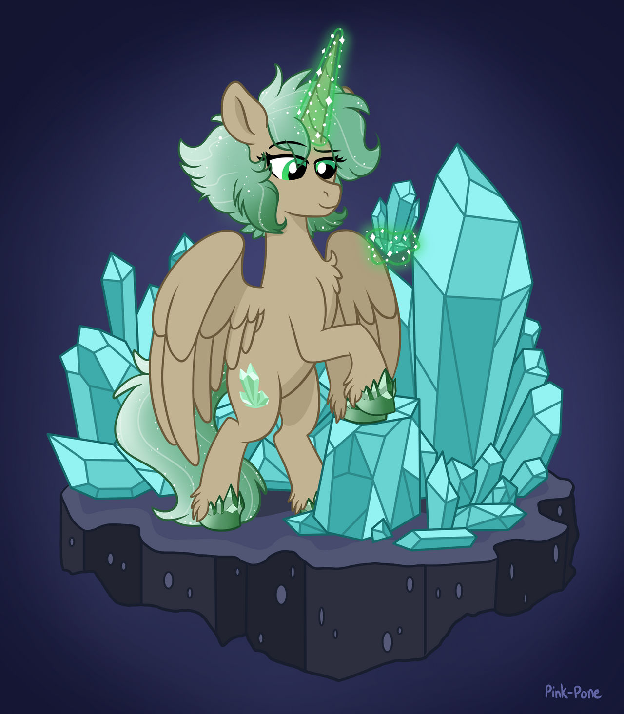 Crystalsss...