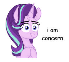 Concerned Starlight