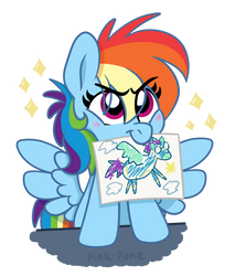 Proud Dashie (solo)