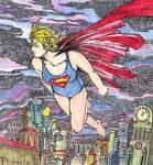 Super Girl_color version