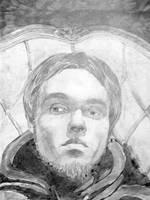 autoportrait by Qthe-one