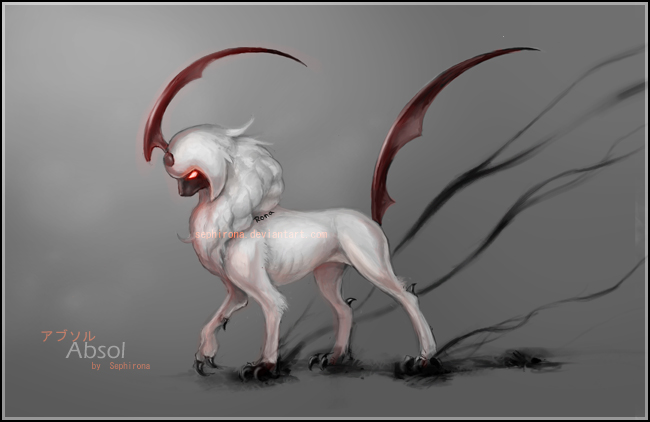 Absol. by Sephirona