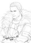 Cullen Portrait - WIP