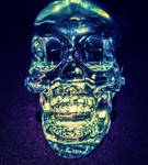 glass skull
