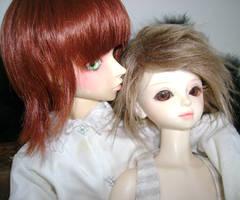 best of friends 1 by psyence-a-gogo