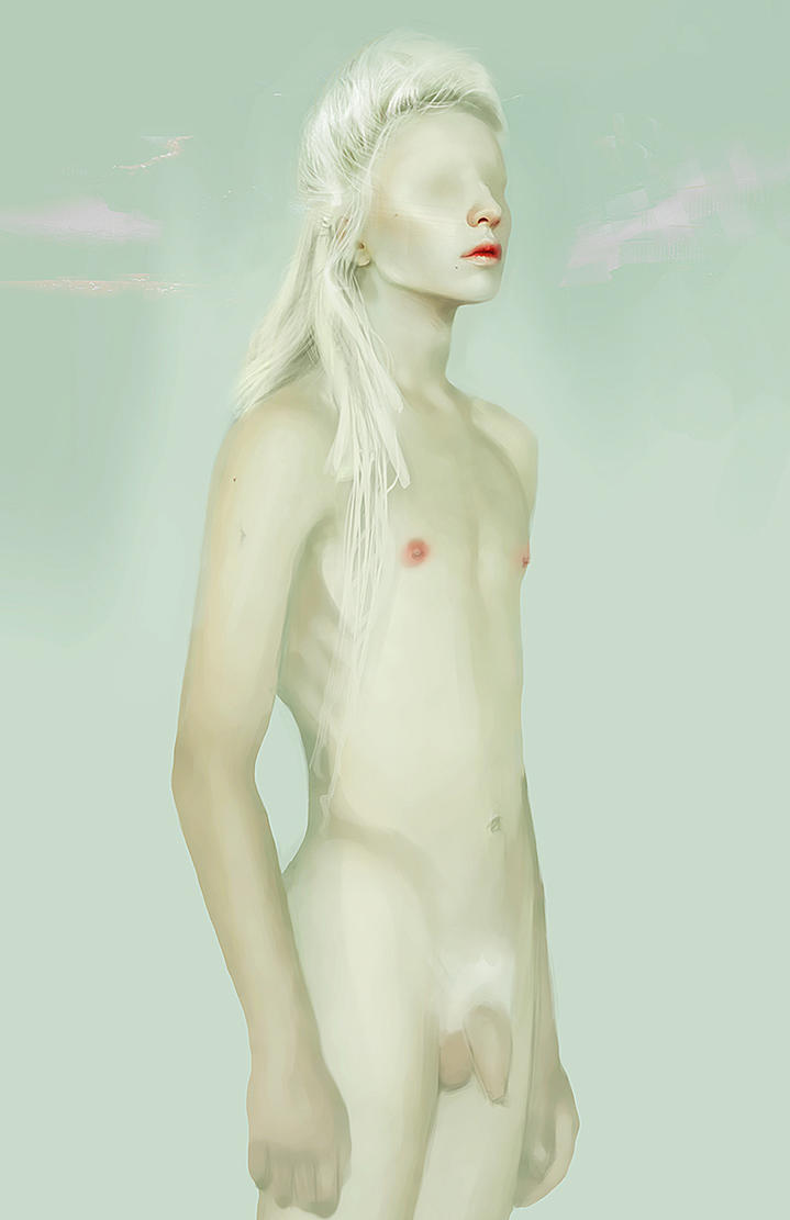 Hermaphroditus by Ter-Jaiden