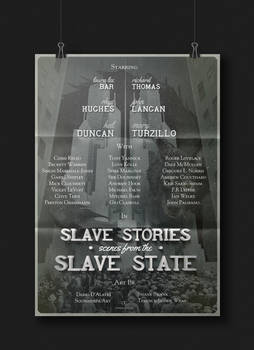 Scenes from the Slave State Poster