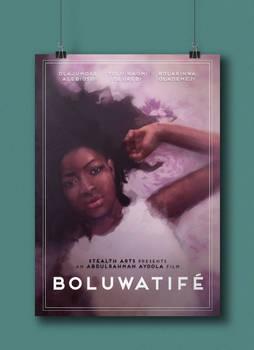 Boluwatife film Poster