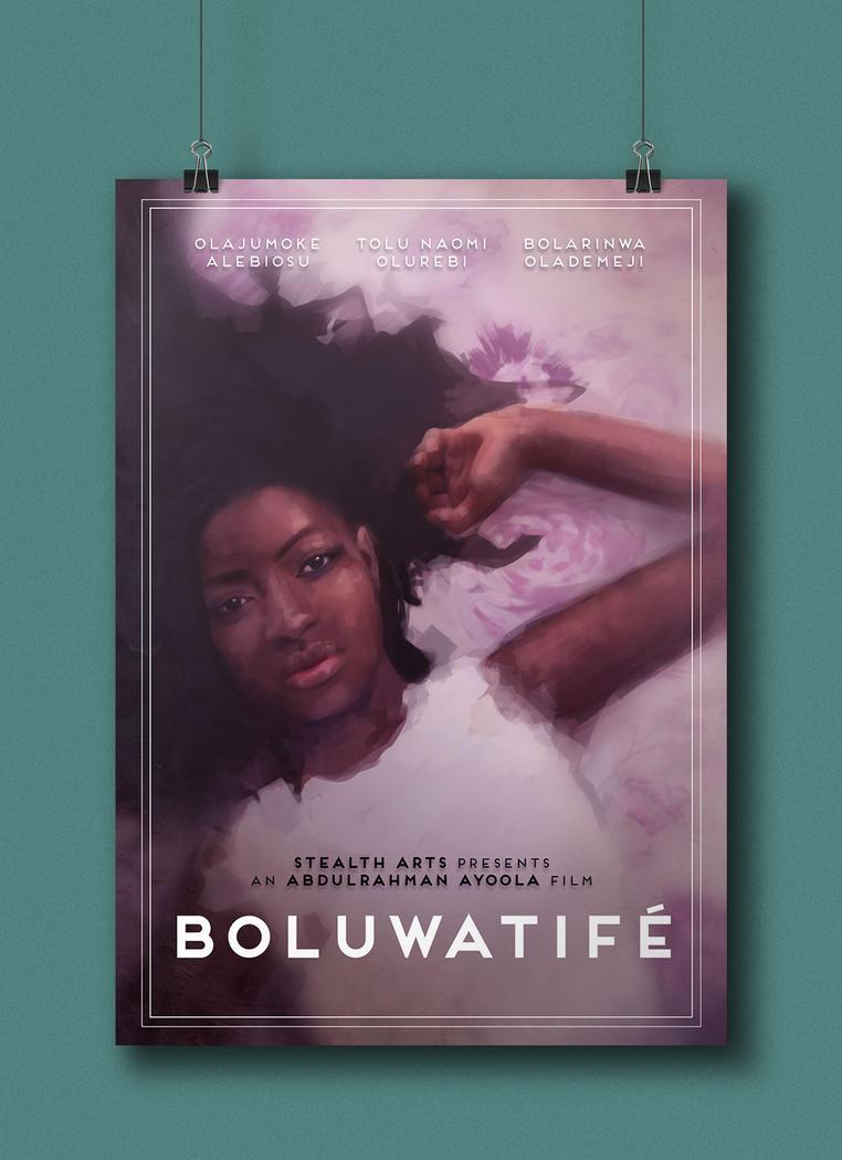 Boluwatife film Poster by Ter-Jaiden