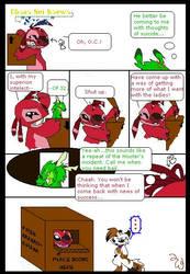 Ohana Nui Kauwa Comic--Scam by FloatingBubbles
