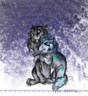 :Therapy Art: Sobrorital Wolf