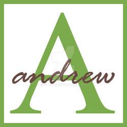 Andrew Monogram Name