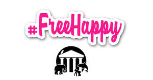 Free Happy and Nonhuman Rights Project #Banner