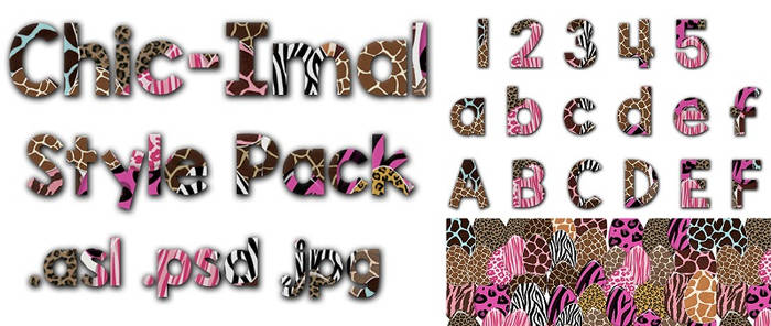 Chic-Imal Style Pack