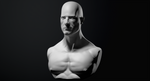 Male Bust by romal-r