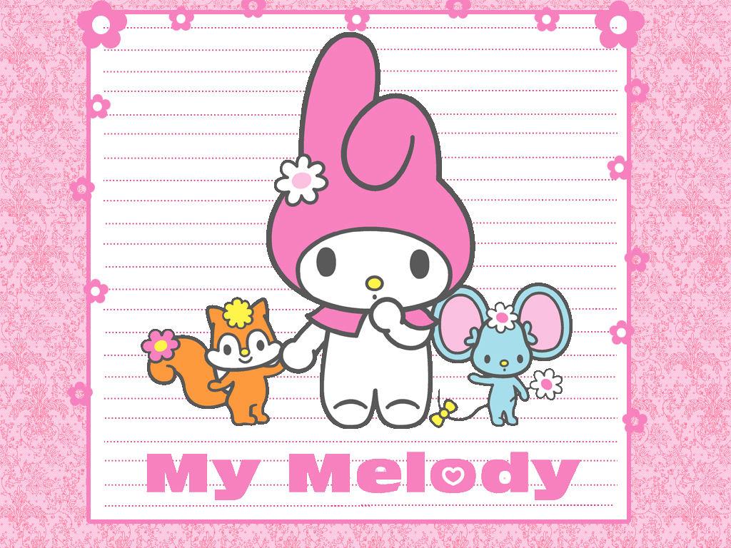 My Melody Wallpaper By Zaahn
