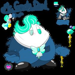 Mr. Greate Deal (Kirby OC)