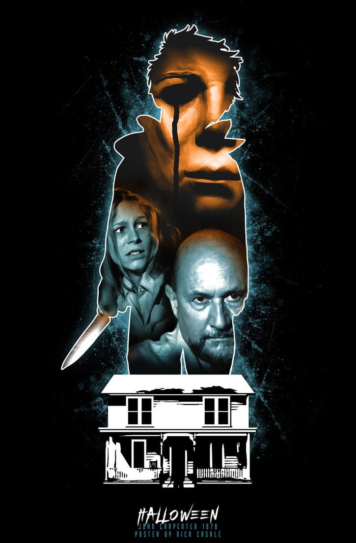 John Carpenter's Halloween - Alternative Poster by nickcasale on ...