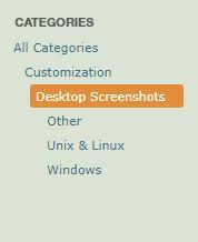 Where did MacOS category go?