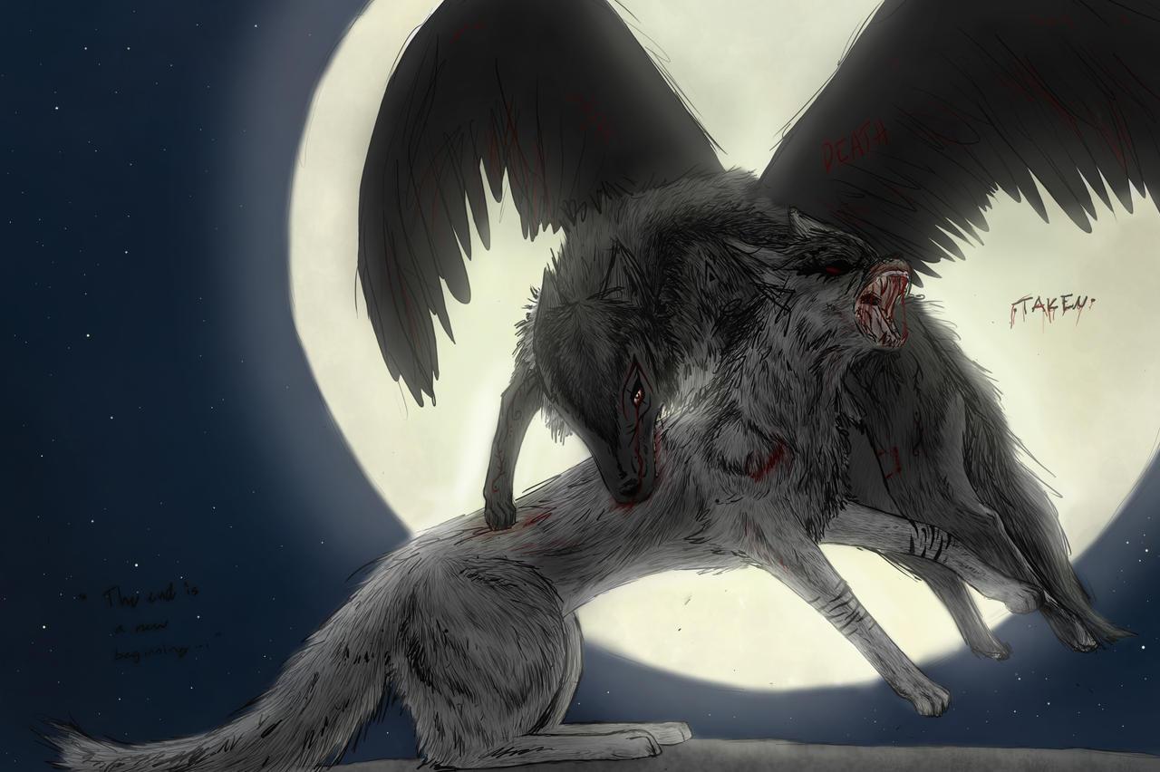 Angel Of Death by Weaklinger