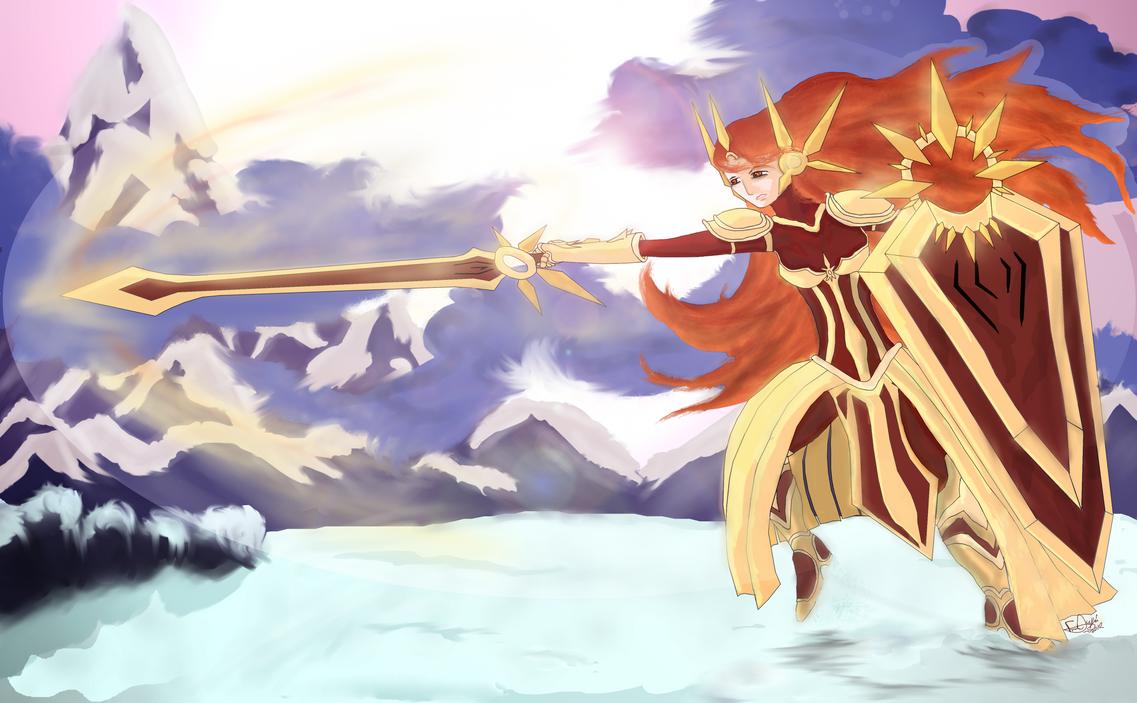 leona the radiant dawn skins - photo #39