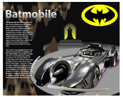 Batmobile by compactad