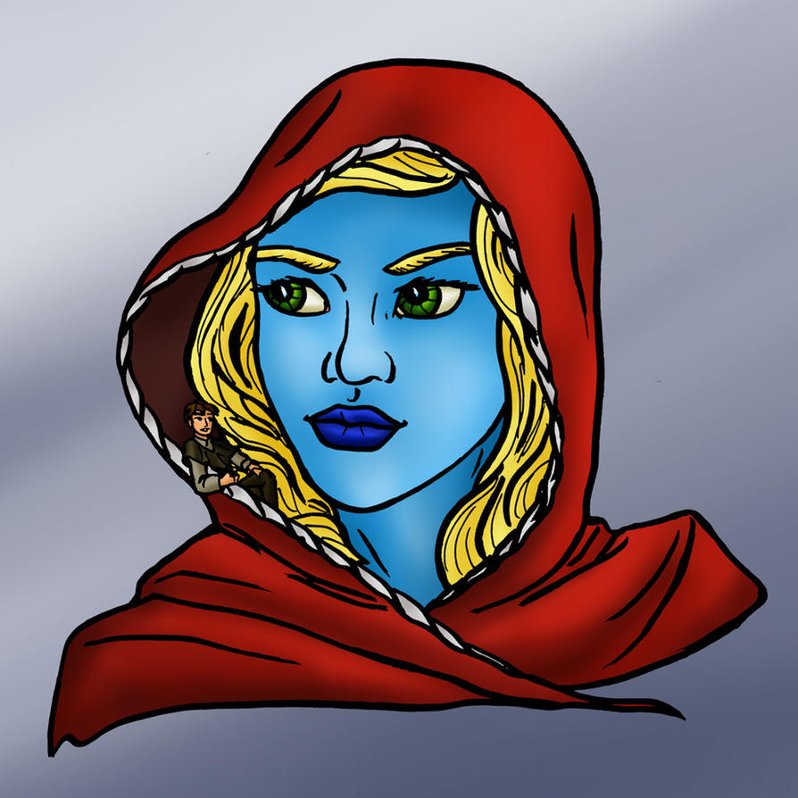 the frost giant's hood by TriffRaff