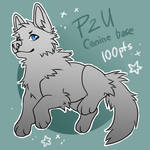 [ p2u ] Canine Pup Base - 100 pts