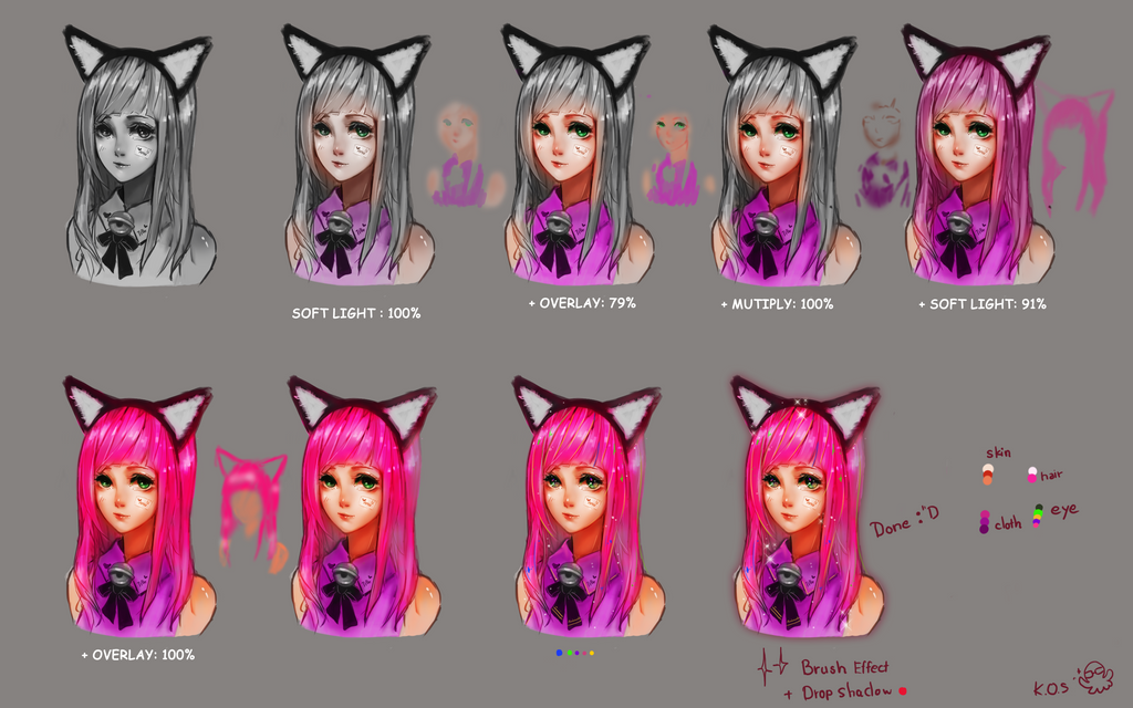 tutorials color by SongJiKyo on DeviantArt