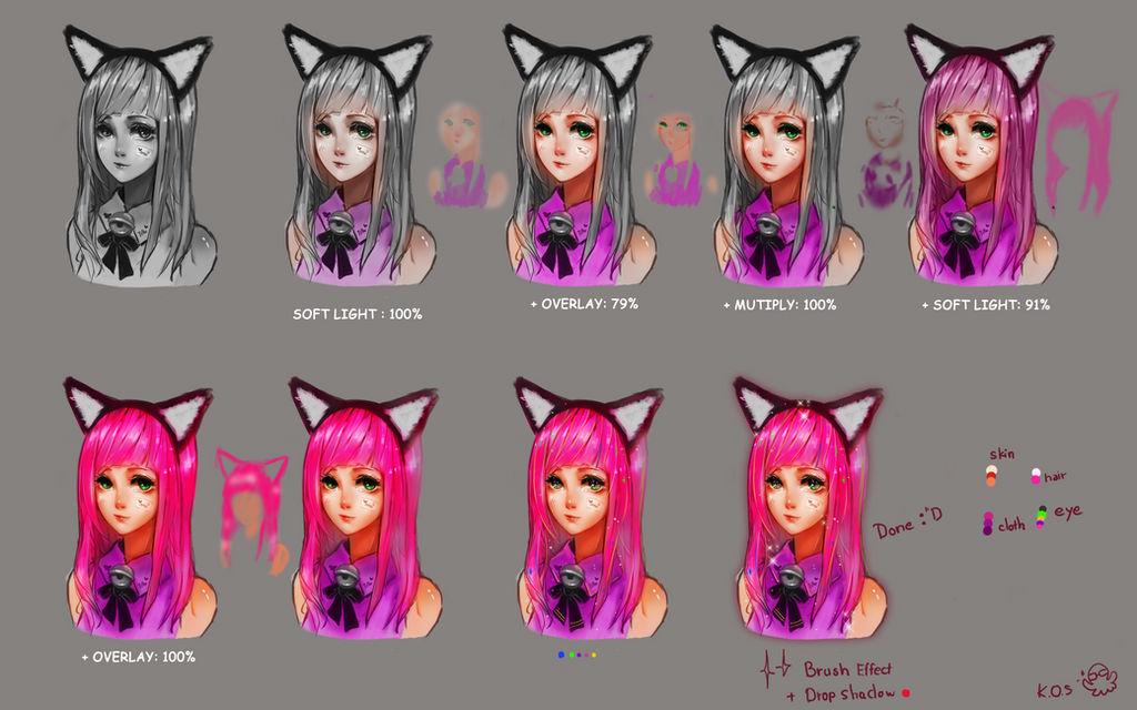 tutorials color