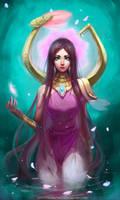 Order Of The Lotus Karma