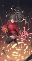 [Commission] Rin Tohsaka