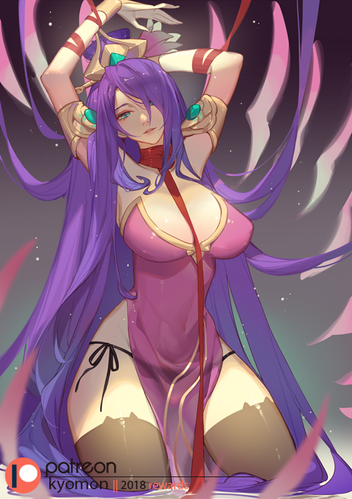 Order of the Lotus Irelia by SongJiKyo