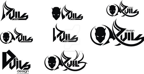 Dvils Logo Theory II by DvilsDesign