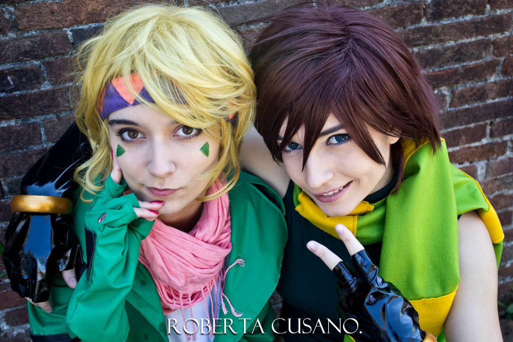 Battle Tendency by PinkLemon91