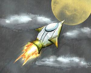 Earth Needs Spaceships