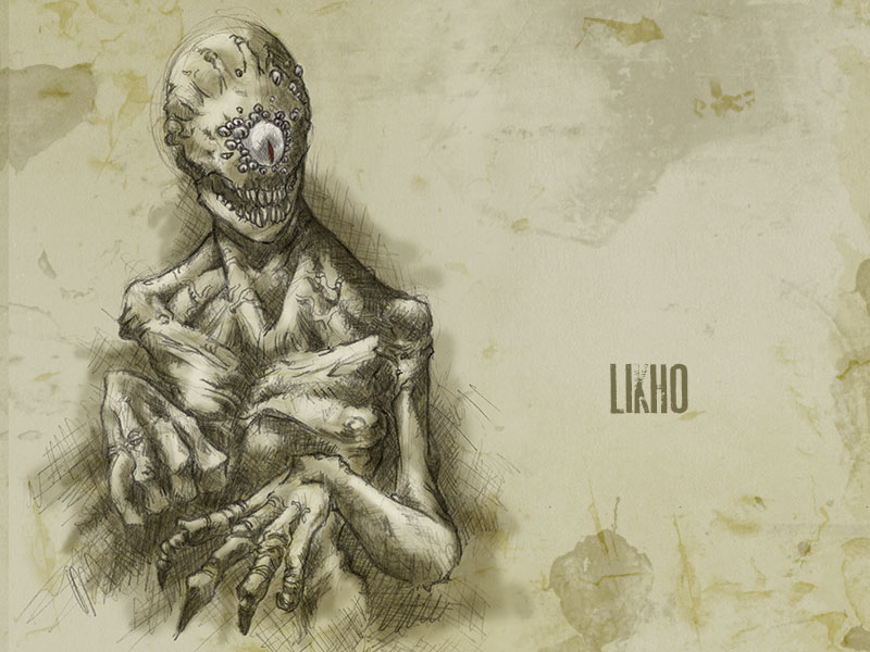 #31DaysOfMonsters Day9: Likho