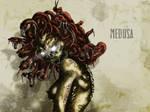 #31DaysOfMonsters Day 30: Medusa
