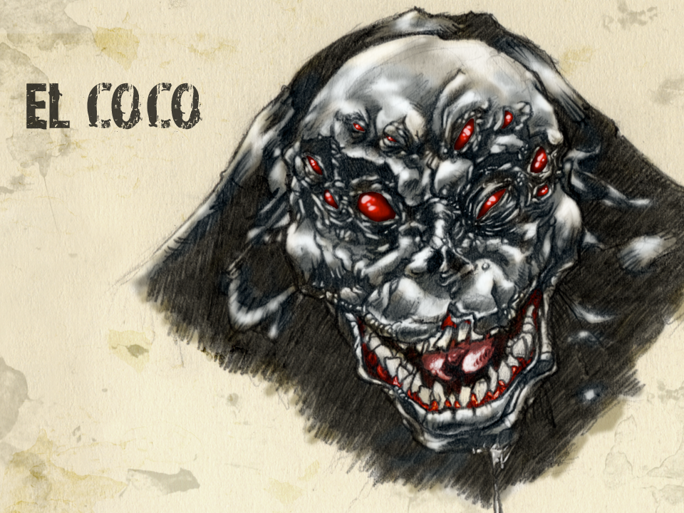 #31DaysofMonsters DAY 7: El Coco by franciscomoxi on ...