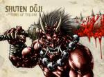 #31DaysofMonsters DAY 17: Shuten doji
