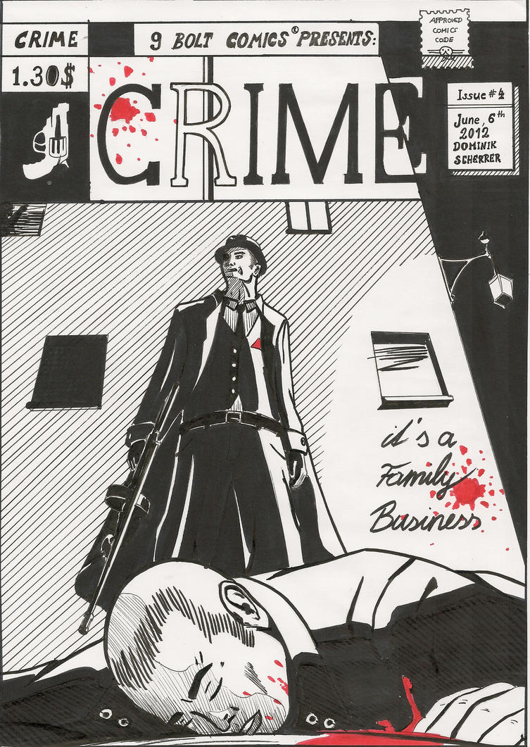 Crime: Noir by DominikScherrer on DeviantArt