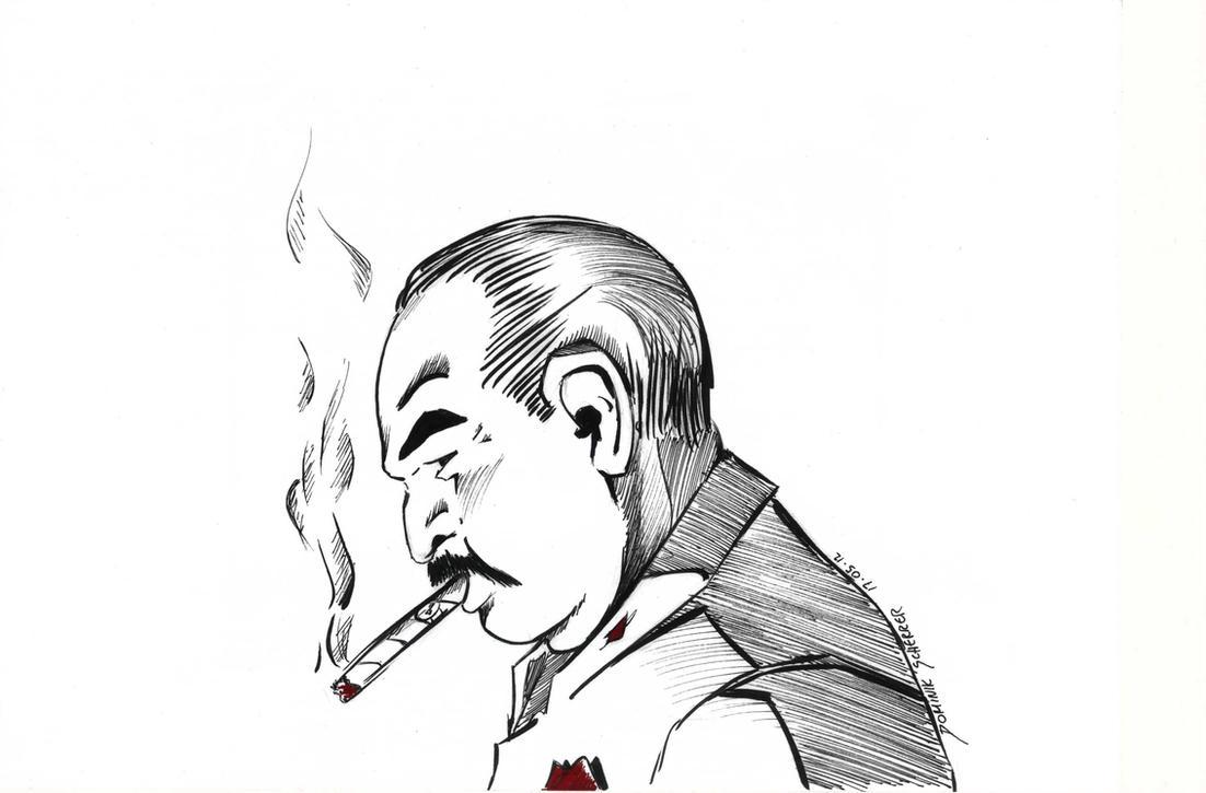 Smoke by DominikScherrer
