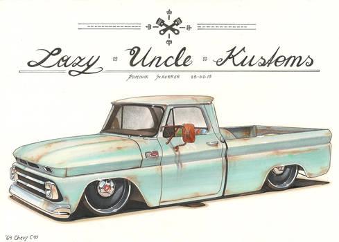 '64 Chevy C10